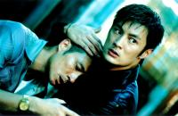 INFERNAL AFFAIRS II, (aka WU JIAN DAO II), Francis Ng, Shawn Yue, 2003