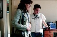 IMAGINARY HEROES, Sigourney Weaver, director Dan Harris on set, 2004, (c) Sony Pictures Classics