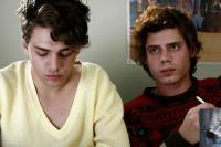 I KILLED MY MOTHER, (aka J'AI TUE MA MERE), Xavier Dolan (left), 2009. Ph: Clara Palardy/©Here! Films
