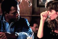 HURRICANE SMITH, from left: Carl Weathers, Cassandra Delaney, 1992, © Warner Brothers