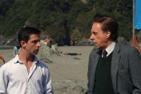 HUMBOLDT COUNTY, from left: Jeremy Strong, Peter Bogdanovich, 2008. ©Magnolia Pictures