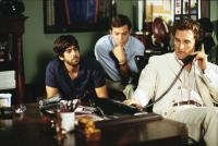 HOW TO LOSE A GUY IN 10 DAYS, Adam Goldberg, Thomas Lennon, Matthew McConaughey, 2003, (c) Paramount