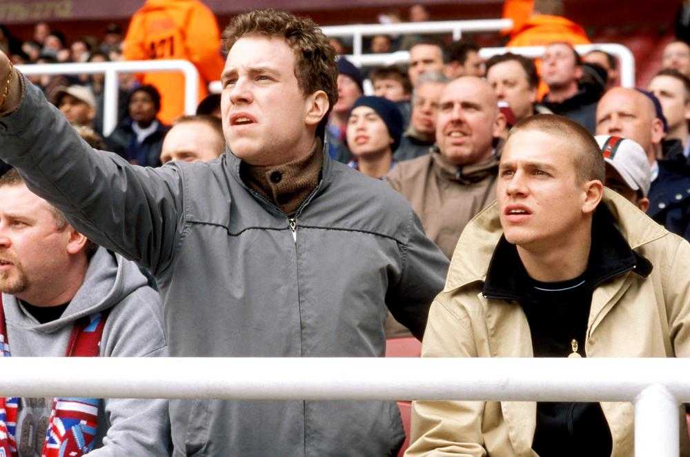 GREEN STREET HOOLIGANS, (a.k.a. HOOLIGANS), (aka GREEN STREET), Rafe Spall, Charlie Hunnam, 2005, ©Freestyle Releasing