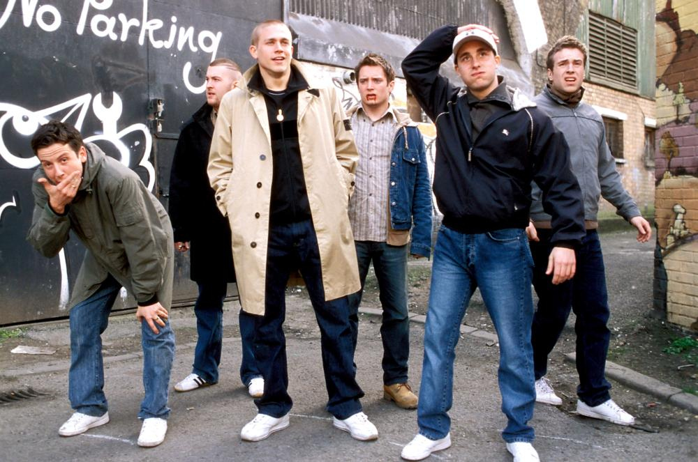 GREEN STREET HOOLIGANS, (a.k.a. HOOLIGANS), (aka GREEN STREET), Ross McCall, Charlie Hunnam, Elijah Wood, Terence Jay, Rafe Spall, 2005, ©Freestyle Releasing