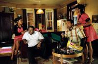 THE HONEYMOONERS, Gabrielle Union, Cedric the Entertainer, Mike Epps, Regina Hall, 2005, (c) Paramount