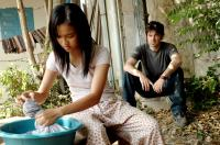HOLLY, Thuy Nguyen, Ron Livingston, 2006. ©Slowhand Cinema