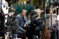 A HISTORY OF VIOLENCE, director David Cronenberg on set, 2005, (c) New Line