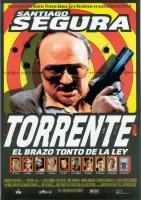 TORRENTE, EL BRAZO TONTO DE LA LEY, (aka TORRENTE, THE DUMB ARM OF THE LAW, aka TORRENTE, THE STUPID ARM OF THE LAW), Santiago Segura, 1998. ©Columbia Tristar Films de Espana