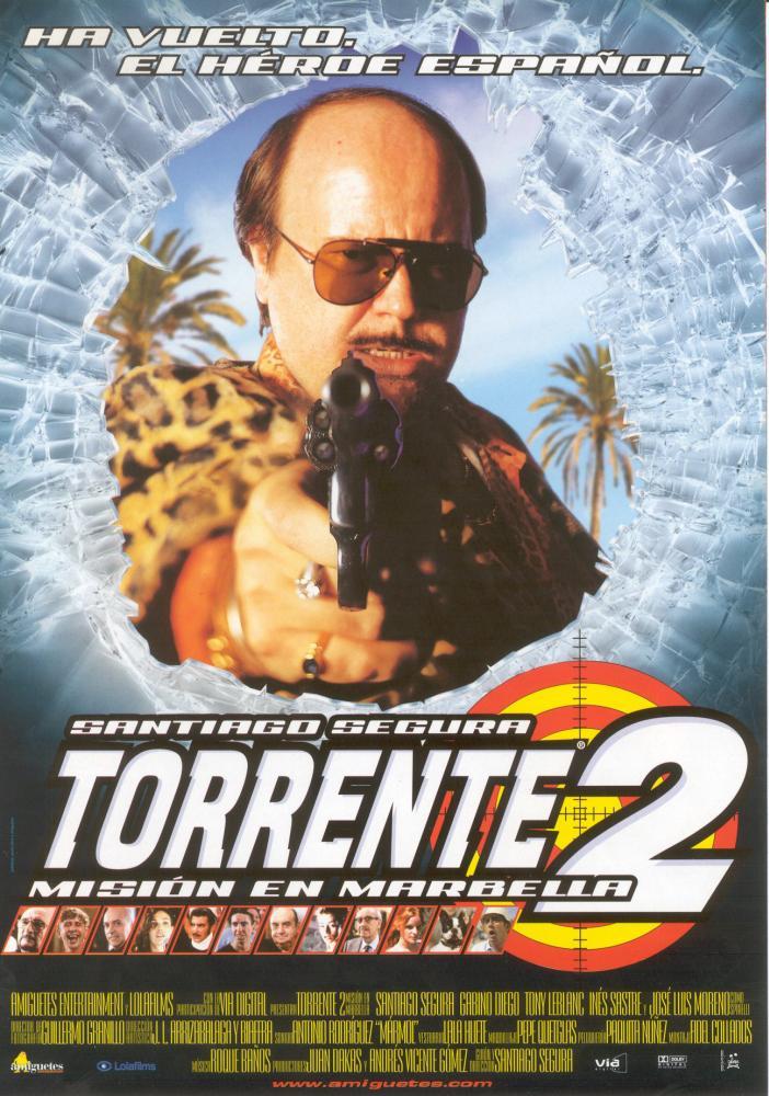TORRENTE 2: MISION EN MARBELLA, (aka TORRENTE 2: MISSION IN MARBELLA), Santiago Segura, 2001. ©Lolafilms
