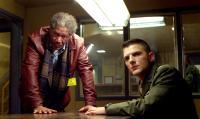 HIGH CRIMES, Morgan Freeman, Adam Scott, 2002, TM & Copyright (c) 20th Century Fox Film Corp. All rights reserved.