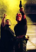 HELLBOY, Guillermo del Toro, Ron Perlman, 2004, (c) Columbia