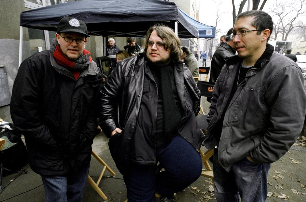 HELLBOY, Mike Mignola, Guillermo del Toro, Lloyd Levin, 2004, (c) Columbia
