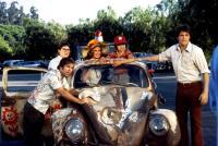 HERBIE GOES BANANAS, Charles Martin Smith, Elyssa Davalos, Cloris Leachman, Joaquin Garay III, Stephan Burns, 1980, (c) Buena Vista