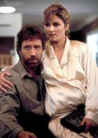 HERO AND THE TERROR, Chuck Norris, Brynn Thayer, 1988, (c) Cannon
