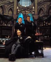 HARRY POTTER AND THE CHAMBER OF SECRETS, Tom Fulton, Jamie Wayett, Joshua Hardman, 2002, (c) Warner Brothers