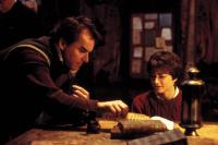 HARRY POTTER AND THE CHAMBER OF SECRETS, Chris Columbus, Daniel Radcliffe, 2002, (c) Warner Brothers
