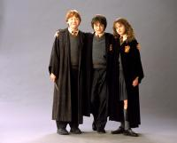 HARRY POTTER AND THE CHAMBER OF SECRETS, Rupert Grint, Daniel Radcliffe, Emma Watson, 2002, (c) Warner Brothers