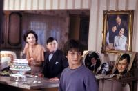 HARRY POTTER AND THE CHAMBER OF SECRETS, Fiona Shaw, Harry Melling, Daniel Radcliffe, 2002, (c) Warner Brothers