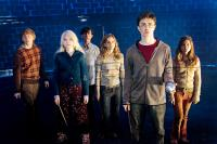 HARRY POTTER AND THE ORDER OF THE PHOENIX, Rupert Grint, Evanna Lynch, Matthew Lewis, Emma Watson, Daniel Radcliffe, Bonnie Wright, 2007. ©Warner Bros.