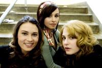 HALLOWEEN, Kristina Klebe, Danielle Harris, Scout Taylor-Compton, 2007. ©Dimension Films