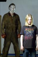 HALLOWEEN, Tyler Mane, Daeg Faerch, 2007. ©Dimension Films