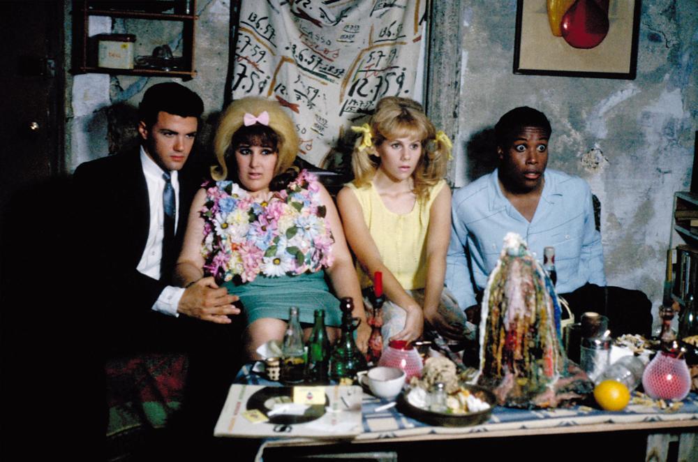 HAIRSPRAY, Michael St. Gerard, Ricki Lake, Leslie Ann Powers, Clayton Prince, 1988, (c) New Line