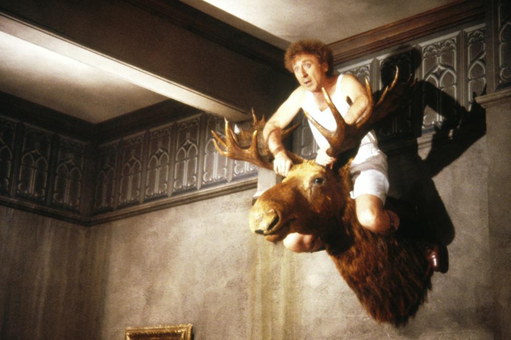 HAUNTED HONEYMOON, Gene Wilder, 1986, ©Orion Pictures