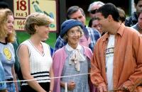 HAPPY GILMORE, Julie Bowen, Frances Bay, Adam Sandler, 1996, (c) Universal