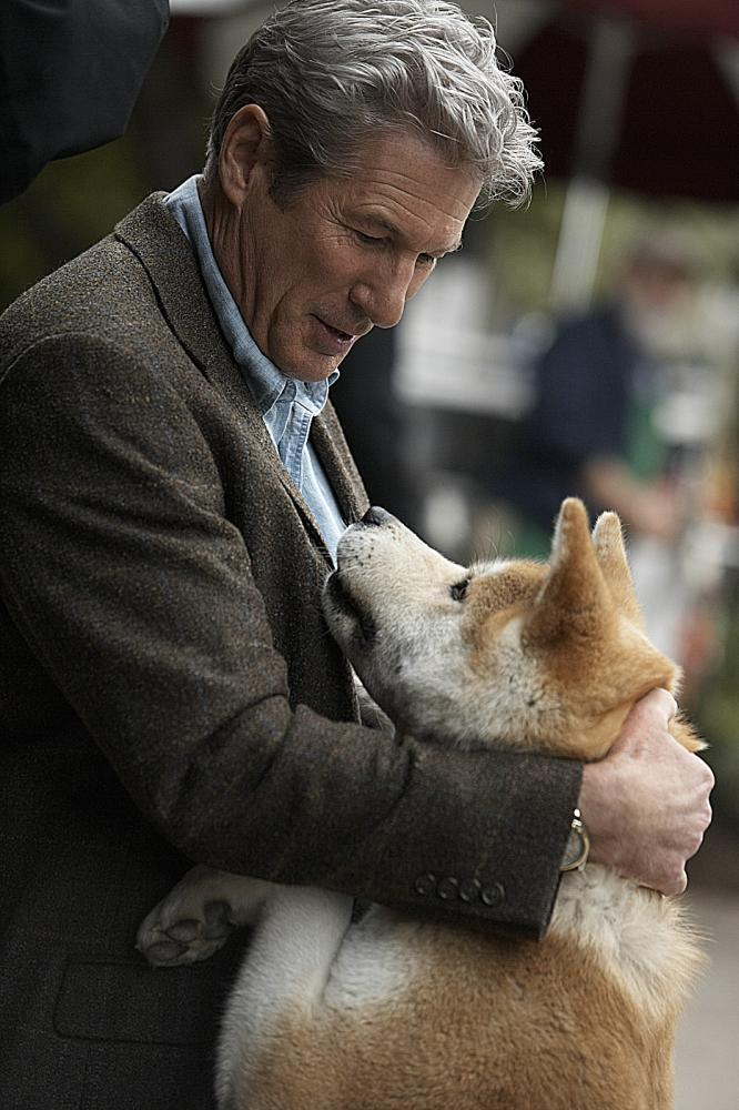 HACHIKO: A DOG'S STORY, Richard Gere, 2009. ©Consolidated Pictures Group