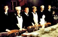 GOSFORD PARK, Ryan Phillippe, Sophie Thompson, Emily Watson, Clive Owen, 2001