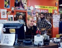 GOOD DICK, from left: Mark Webber, Eric Edelstein, Martin Starr, 2008.