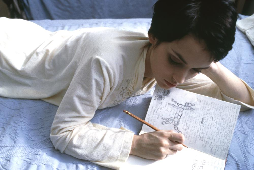 GIRL INTERRUPTED, Winona Ryder, 1999, (c) Columbia