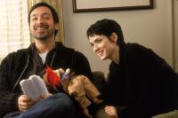 GIRL, INTERRUPTED, director James Mangold, Winona Ryder on set, 1999, (c) Columbia