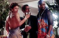 G, from left: Chenoa Maxwell, Andre Royo, Nicoye Banks, 2002, © Aloha Releasing