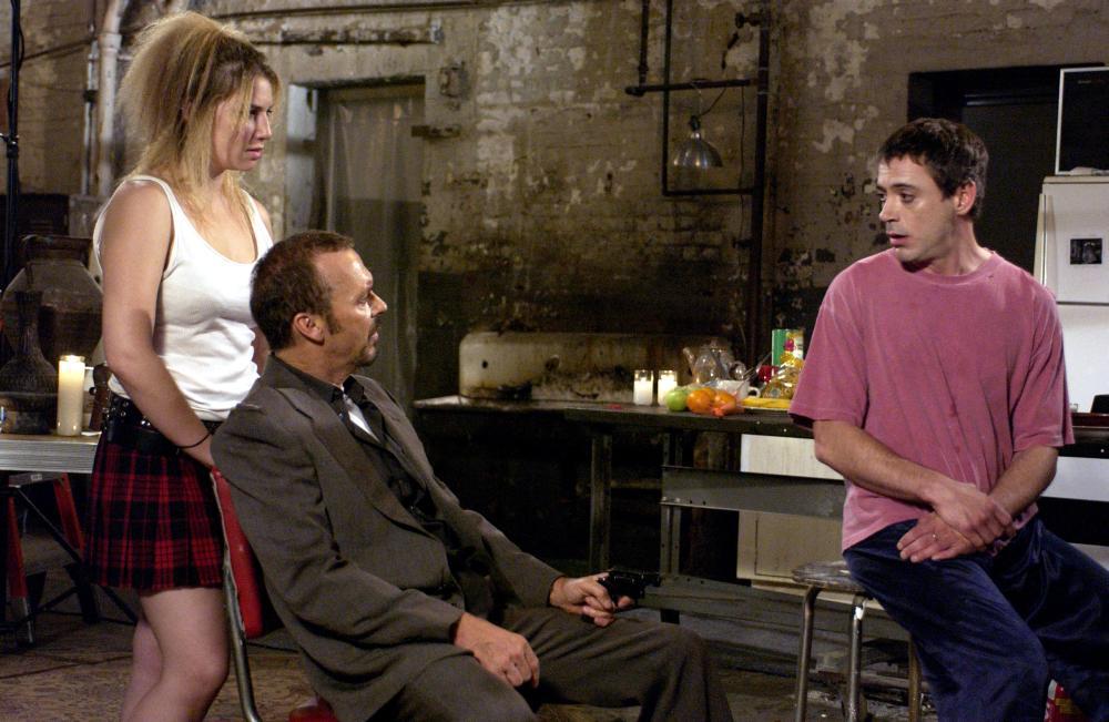GAME 6, Ari Graynor, Michael Keaton, Robert Downey Jr., 2005