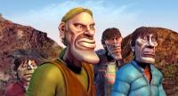FREE JIMMY, Stoners, Flea (voiced by Jay Simpson), Roy Arnie (voiced by Woody Harrelson), Odd (voiced by Simon Pegg), and Gaz (voiced by Phil Daniels, 2006