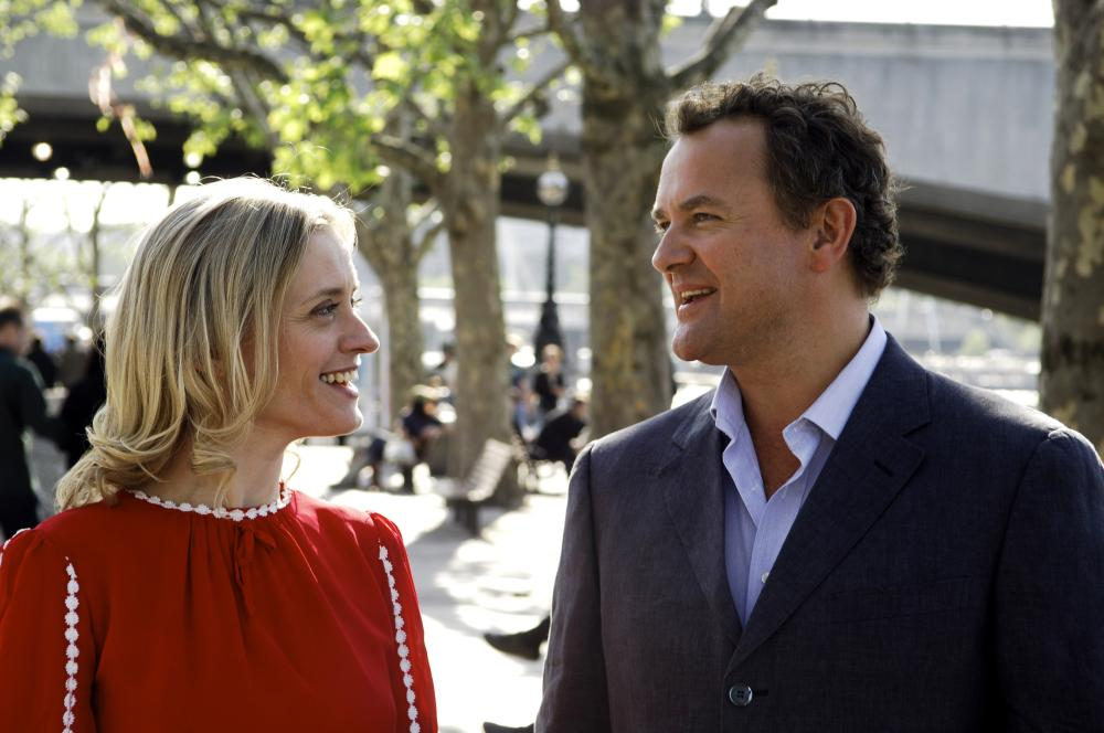 FRENCH FILM, (aka FRENCH LOVERS HAVE ALL THE ANSWERS), from left: Anne-Marie Duff, Hugh Bonneville, 2008. ©IFC Films