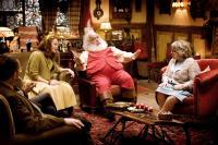 FRED CLAUS, Allan Corduner, Miranda Richardson, Paul Giamatti as Santa Claus,  Kathy Bates, 2007. ©Warner Bros.