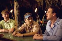 FORGETTING SARAH MARSHALL, Jack McBrayer, Paul Rudd, Jason Segel, 2008. ©Universal