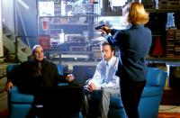 FOOLPROOF, David Suchet, Joris Jarsky, Kristin Booth, 2003