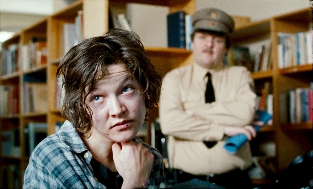 FOUR MINUTES, (aka VIER MINUTEN), Hannah Herzsprung (foreground), 2006. ©Wolfe Releasing