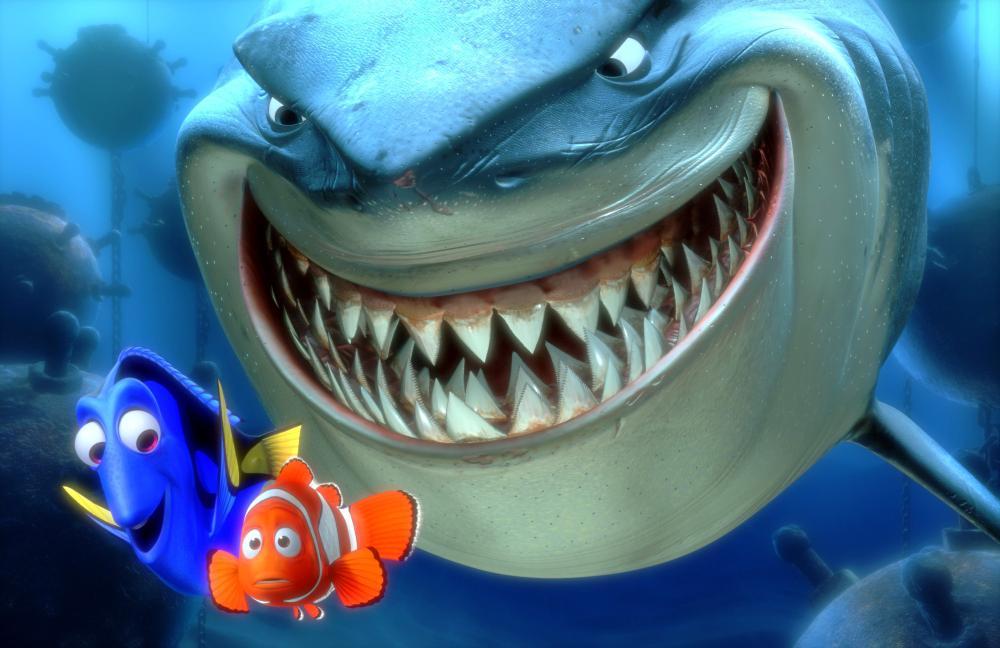 FINDING NEMO, Marlin, Dory, 2003, (c) Walt Disney