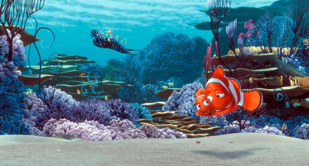 FINDING NEMO, Nemo, Marlin, 2003, (c) Walt Disney