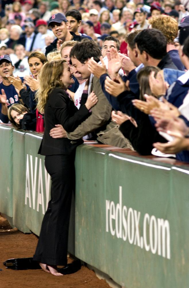 FEVER PITCH, Drew Barrymore, Jimmy Fallon, 2005, TM & Copyright (c) 20th Century Fox Film Corp. All rights reserved,