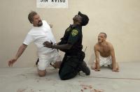 FELON, from left: Val Kilmer, Harold Perrineau, Stephen Dorff, 2008. ©Sony Pictures