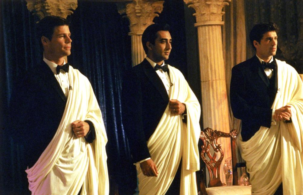 the emperor s club The movie the emperor's club and the novel a separate peace share many of  the same thematic motifs two of these themes are rivalry and forgiveness.