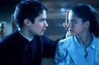 EL CRIMEN DEL PADRE AMARO, Gael Garcia Bernal, Ana Claudia Talancon, 2002, (c) Columbia
