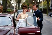 AN EDUCATION, from left: Carey Mulligan, Peter Sarsgaard, 2009. Ph: Kerry Brown/©Sony Pictures Classics