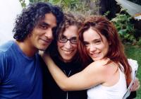 EASY, Naveen Andrews, Jane Weinstock, Marguerite Moreau, 2003