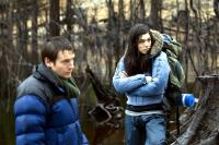 DYING BREED, from left: Leigh Whannell, Melanie Vallejo, 2008. ©After Dark Films